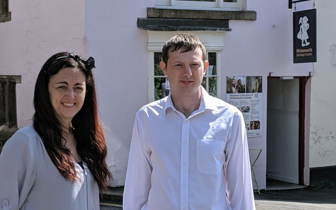 New faces at the Heritage Centre